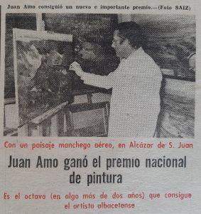 Juan Amo Vázquez Pintor