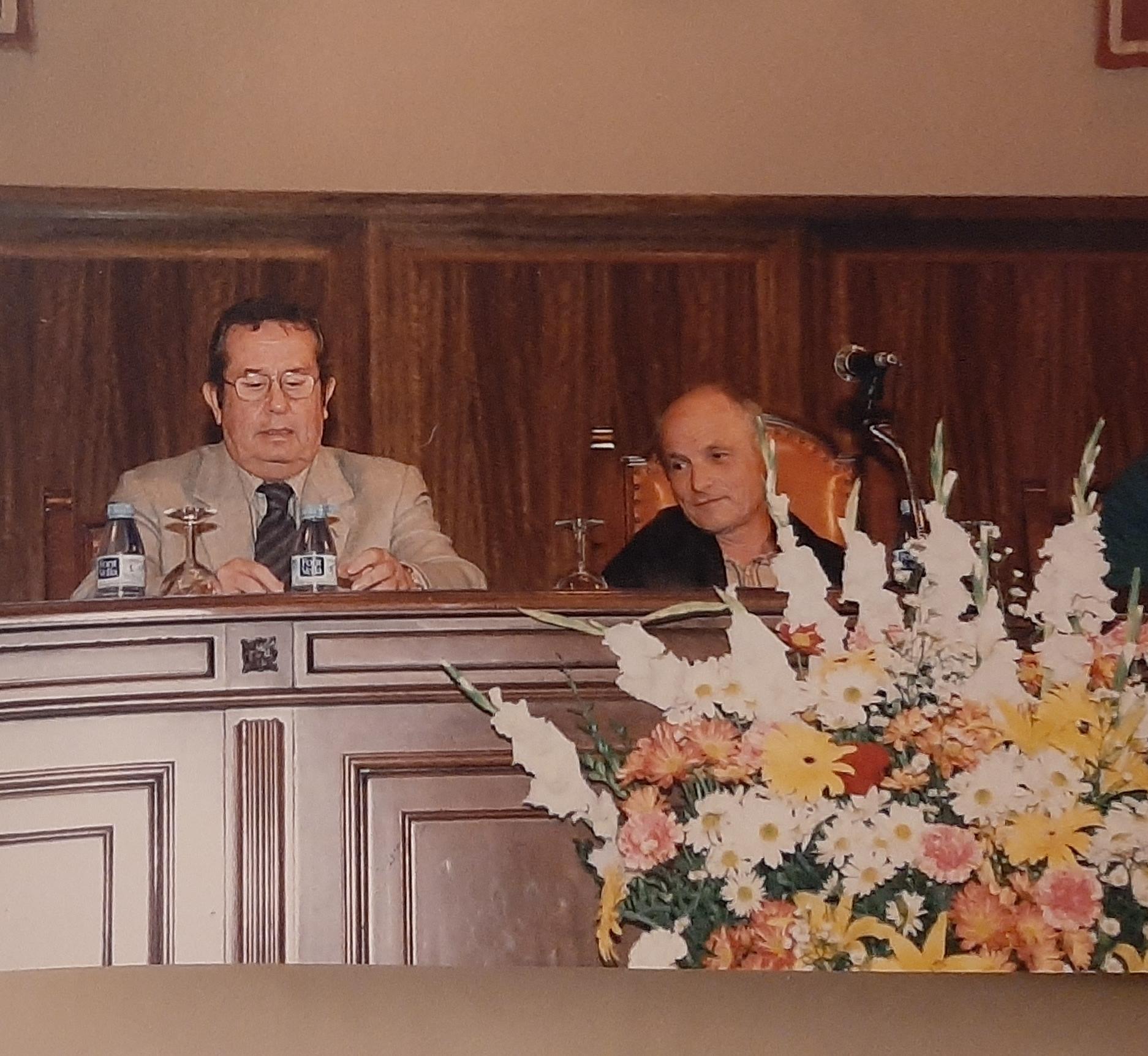 Grandes Pintores Manchegos (Juan Amo Vázquez y Antonio López)