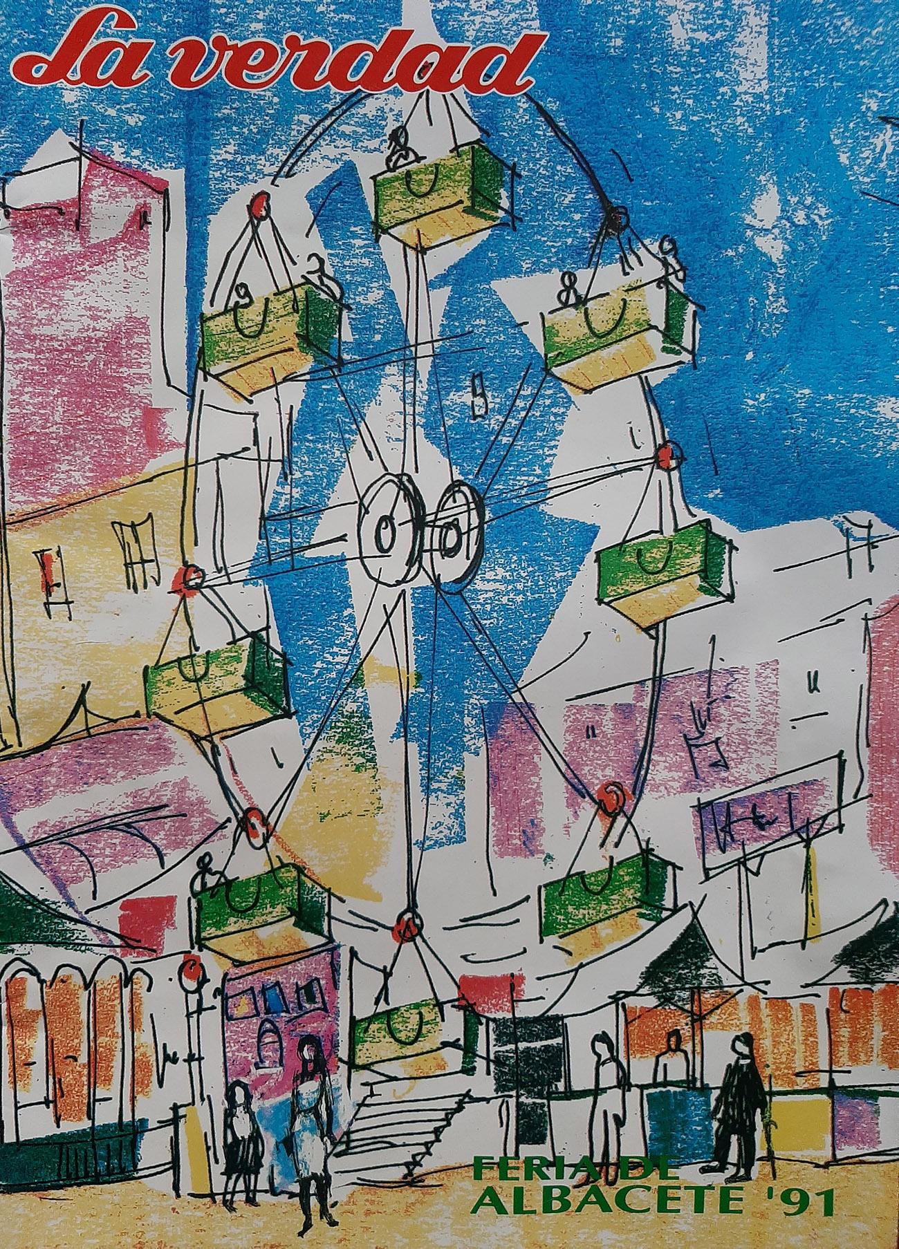 Juan Amo. Especial de La Verdad - Feria 1991