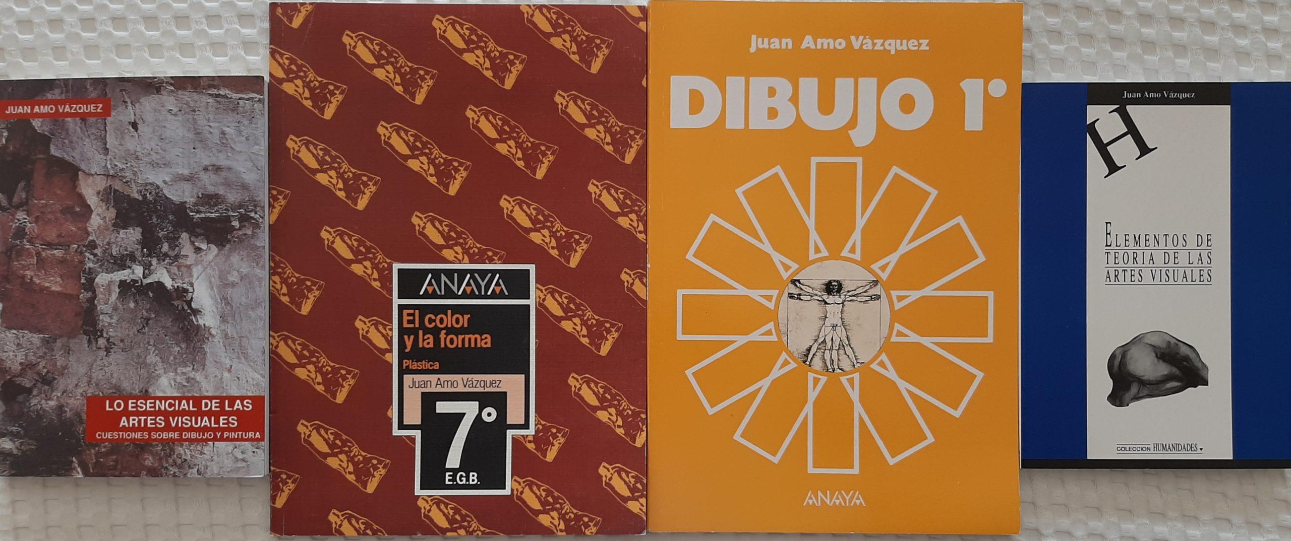 Libros de Juan Amo Vázquez.